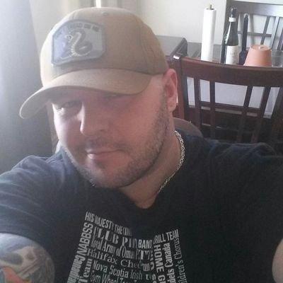Jason Tucker — Canadian Forces Mutt