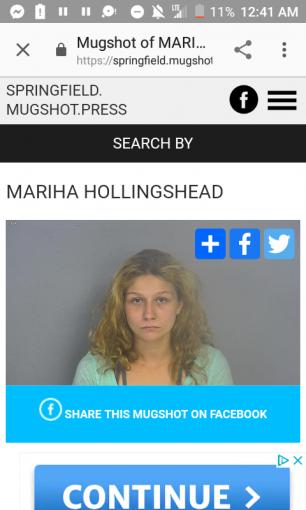 Mariha Hollingshead Westsider Hopper