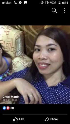 Crisel Martinez Philippines Slore