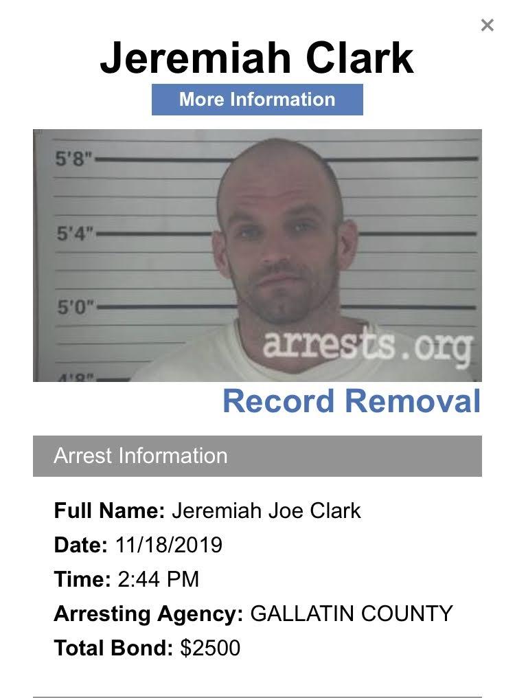 """Jeremiah """"Joe"""" Clark"""