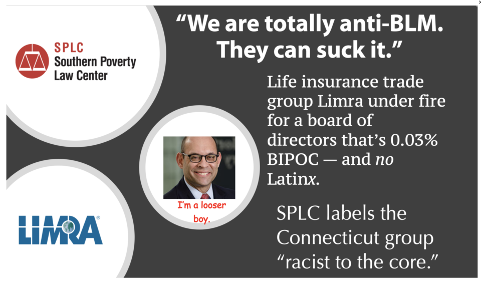 Limra, Loma, and ll Global at it again - CHEATING BIPOC out of their cold hard cash