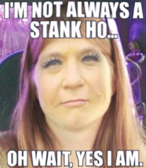 Rebecca Stewart Cheating ho leech parasite whore homewrecker